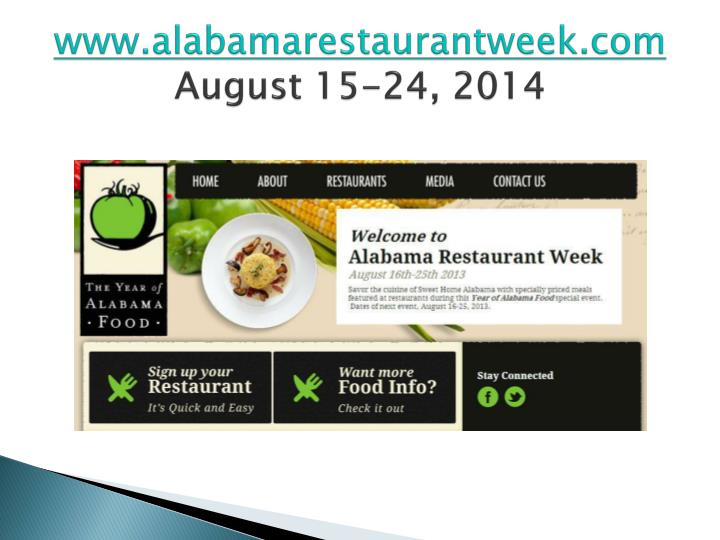 www.alabamarestaurantweek.com