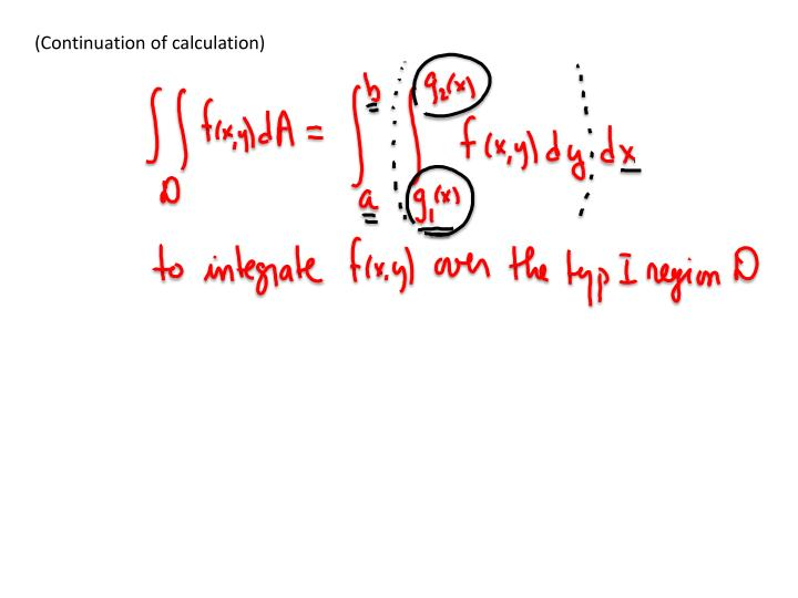 (Continuation of calculation)