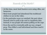 nanook of the north1