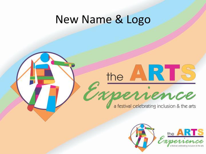 New Name & Logo