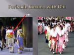 furisode k imono with obi