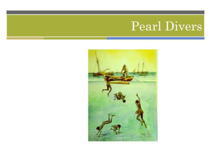Pearl Divers
