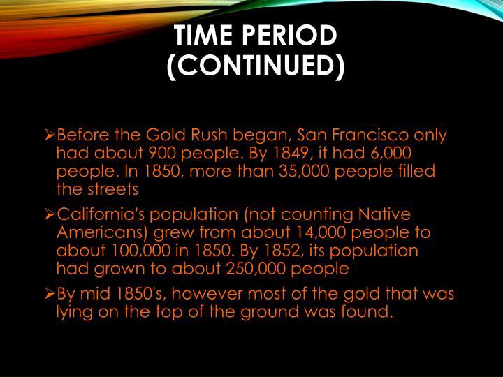 Time Period