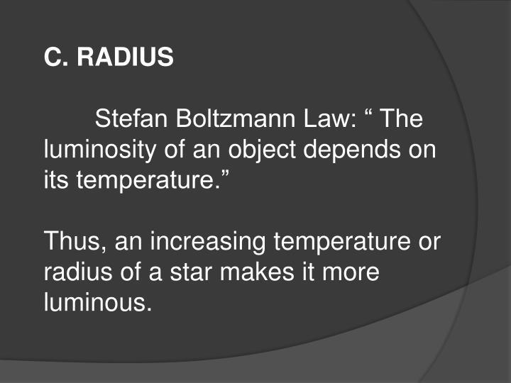 C. RADIUS