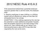 2012 nesc rule 410 a 3