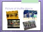 picture of shuffle dance