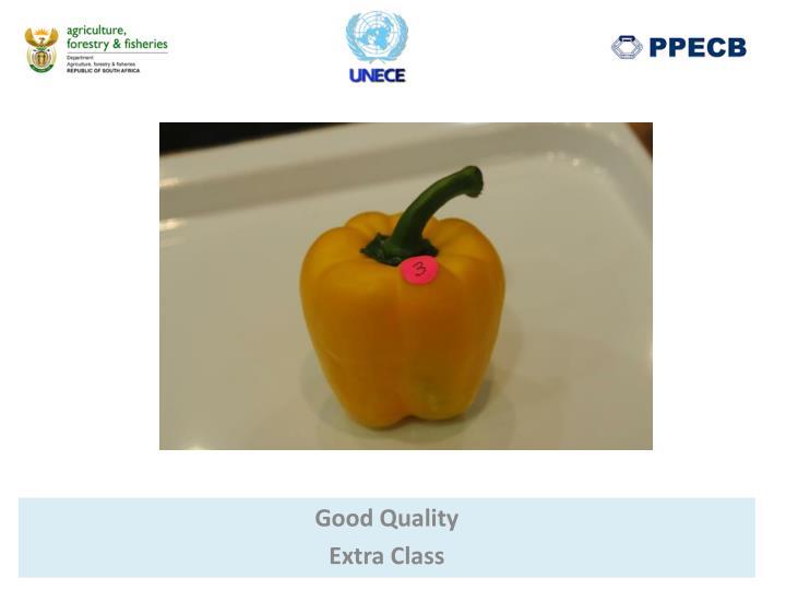 Good quality extra class