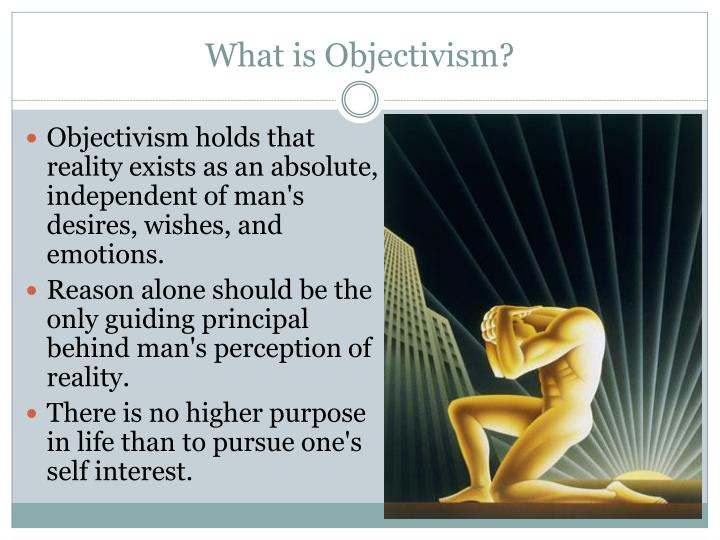 objectivism essays -- a series of seven essays seeking to show that objectivism is incompatible with jefferson's philosophy on a number of points transhumanism and the philosophy of ayn rand by marc geddes -- to quote geddes: this article is a brief explanation and critique of the philosophy of ayn rand from a transhumanist perspective.