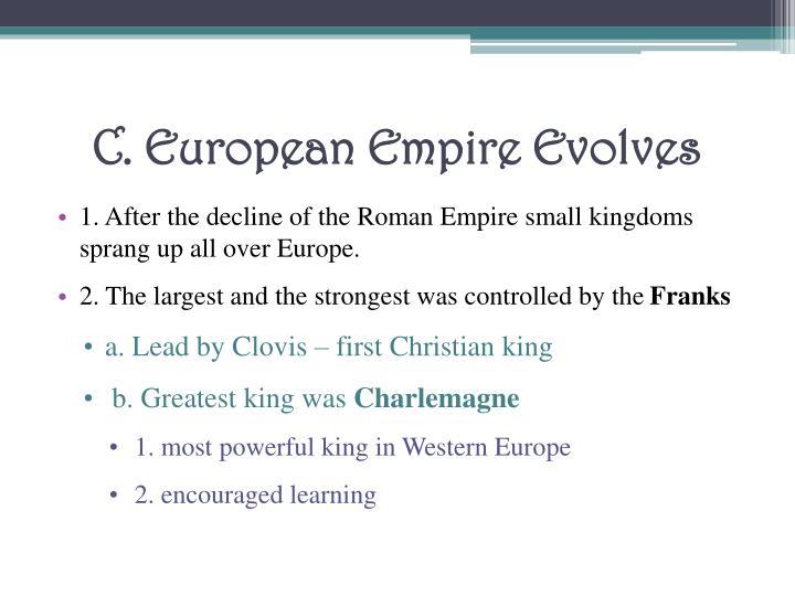 C. European