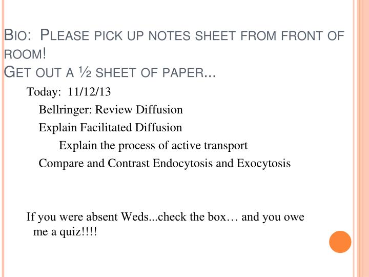 Bio:  Please pick up notes sheet from front of room!