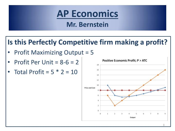 Ap economics mr bernstein1