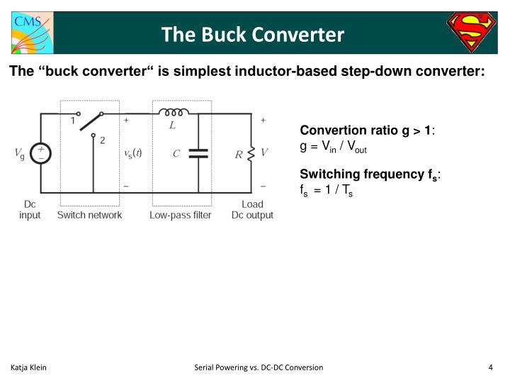 The Buck Converter