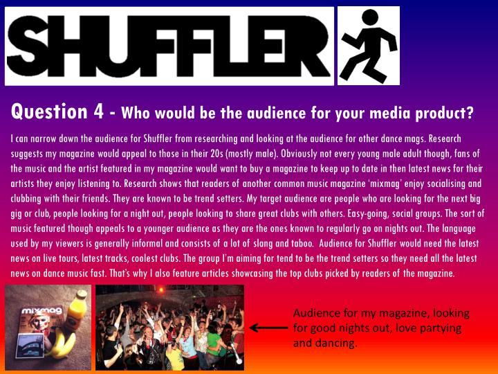 Question 4 -