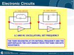 electronic circuits12