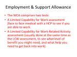 employment support allowance3