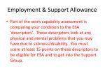 employment support allowance4