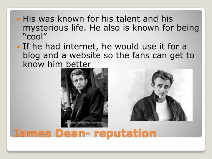 His was known for his talent and his mysterious
