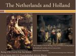 the netherlands and holland