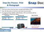 snap doc process print photograph