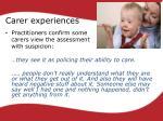 carer experiences3