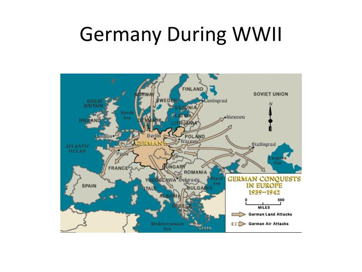 Germany During WWII