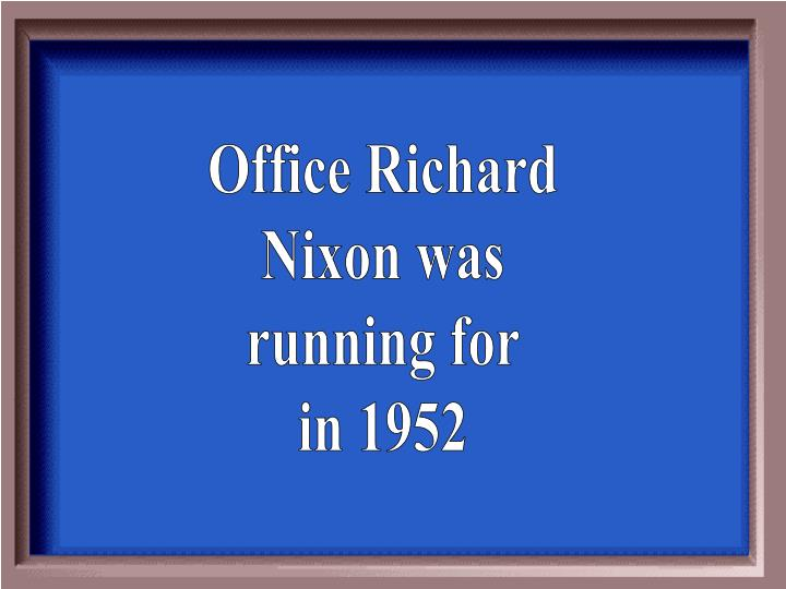 Office Richard
