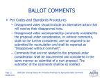 ballot comments2