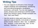 writing tips4