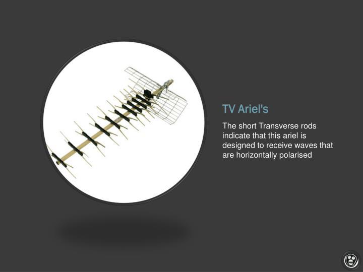 TV Ariel's