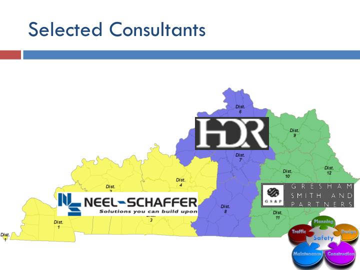 Selected Consultants