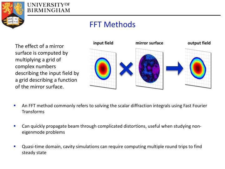 FFT Methods