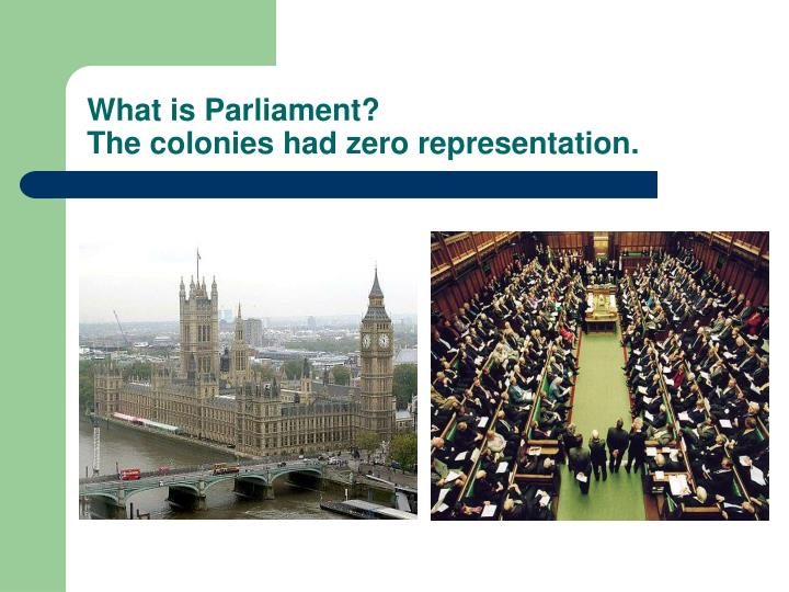 What is Parliament?