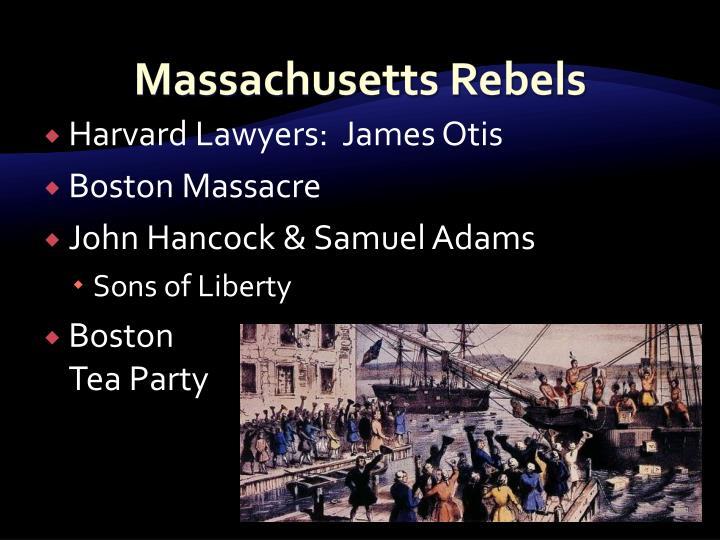Massachusetts Rebels