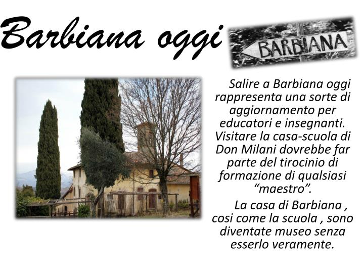 Barbiana