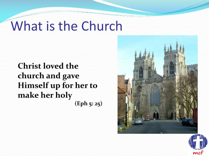 What is the church1