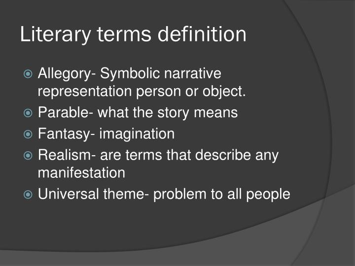 An Allegory Is Symbolic Narrative And College Paper Academic Service