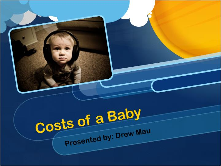 costs of a baby n.
