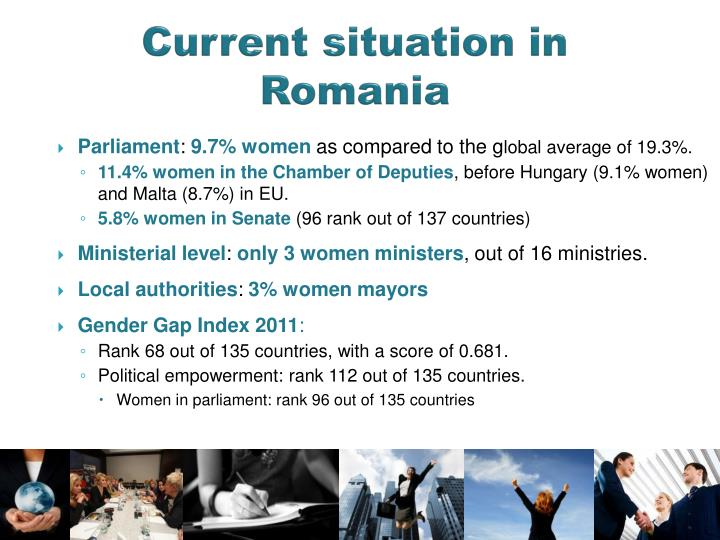 Current situation in Romania