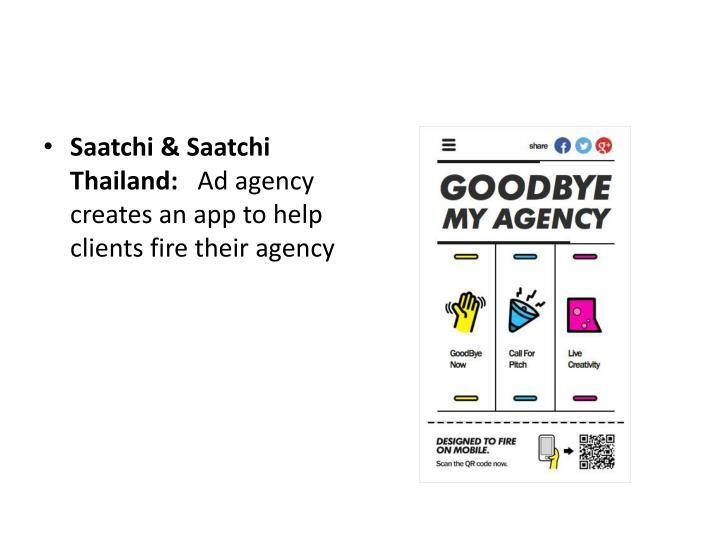 Saatchi & Saatchi Thailand: