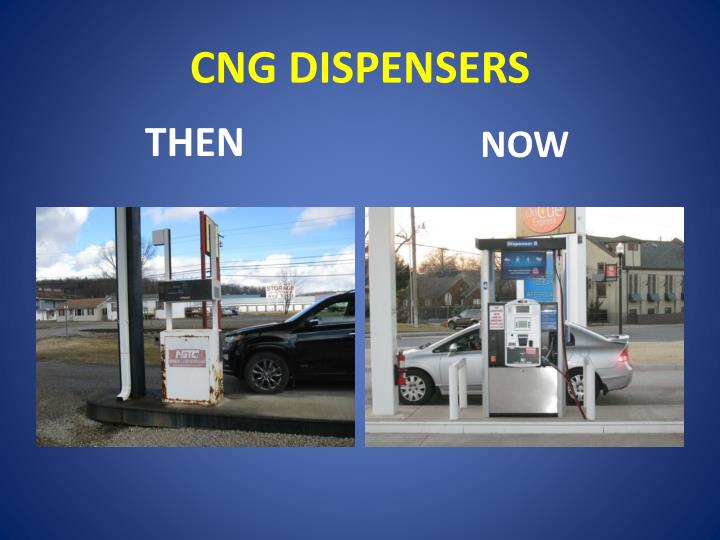 CNG DISPENSERS