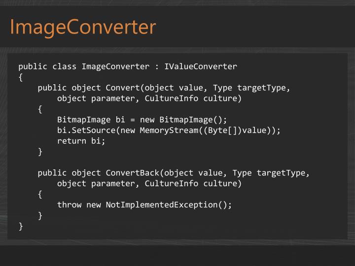 ImageConverter