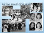 the civil rights movement