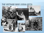 the vietnam war 1954 1973