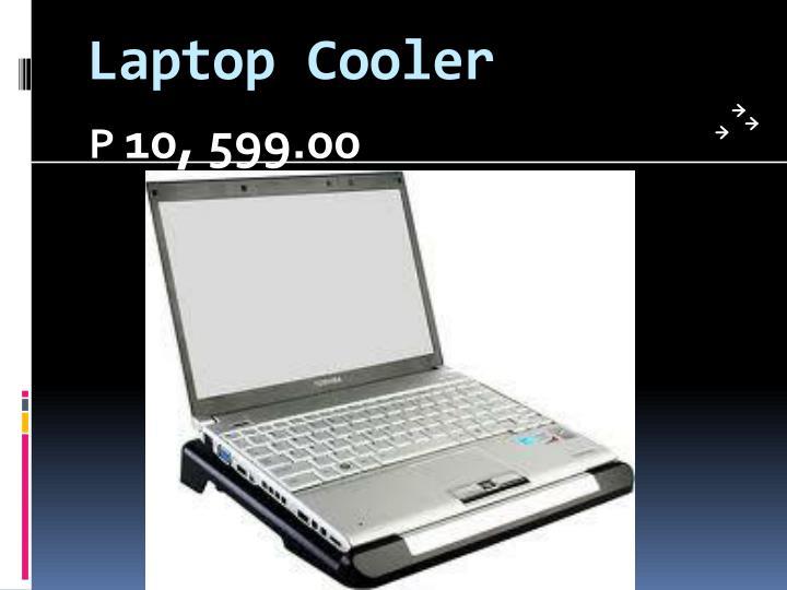 Laptop Cooler