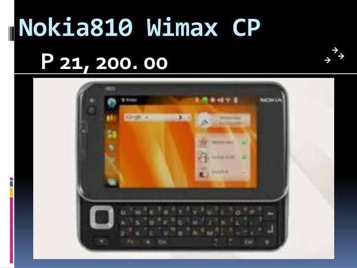Nokia810
