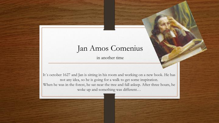 jan amos comenius i n another time n.
