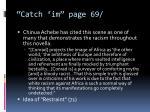 catch im page 69