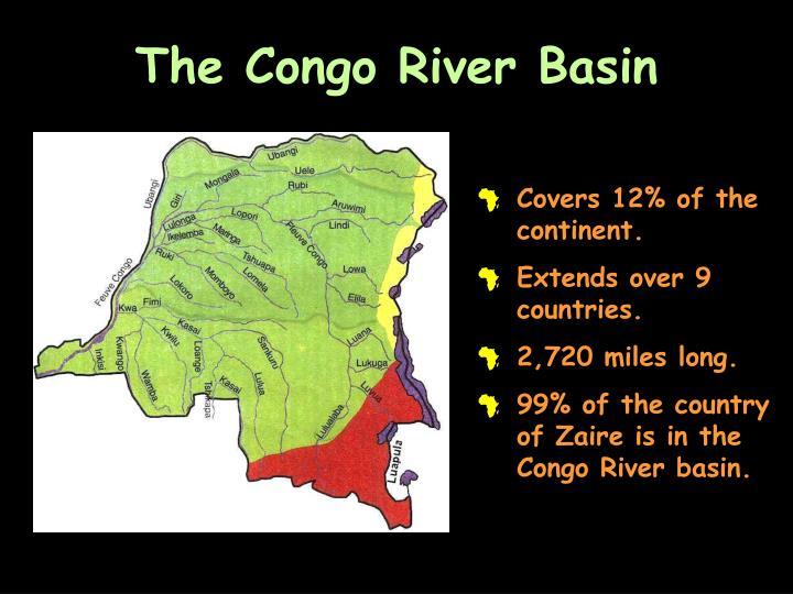 The Congo River Basin
