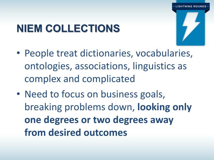 NIEM Collections