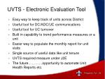 uvts electronic evaluation tool1